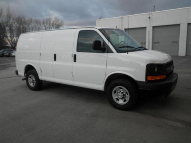 Chevrolet express cargo for sale for Burritt motors oswego ny