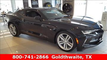 Paul Conte Chevrolet >> 2016 Chevrolet Camaro For Sale - Carsforsale.com