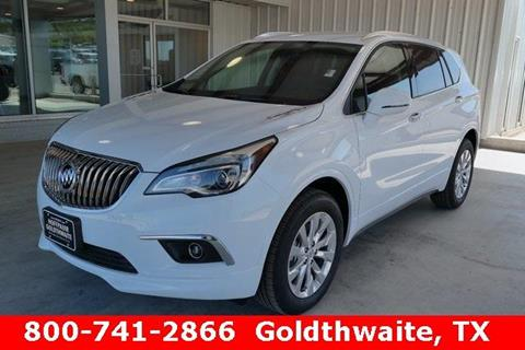 2017 Buick Envision for sale in Goldthwaite, TX