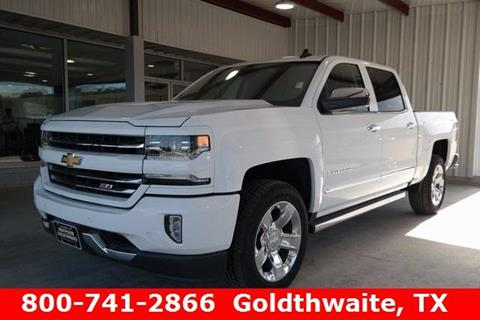 2017 Chevrolet Silverado 1500 for sale in Goldthwaite, TX