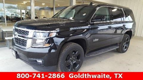 2018 Chevrolet Tahoe for sale in Goldthwaite TX