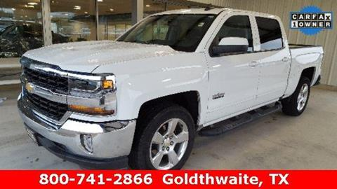 2016 Chevrolet Silverado 1500 for sale in Goldthwaite TX