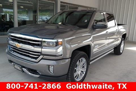 2017 Chevrolet Silverado 1500 for sale in Goldthwaite TX