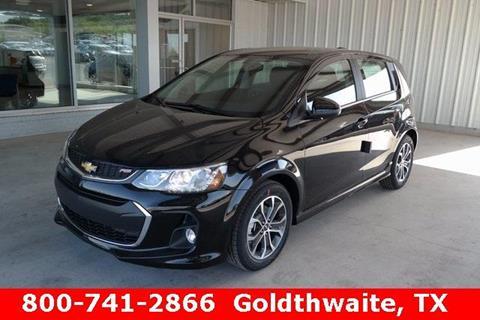 2017 Chevrolet Sonic for sale in Goldthwaite TX