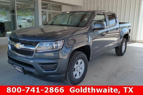 2017 Chevrolet Colorado for sale in Goldthwaite TX