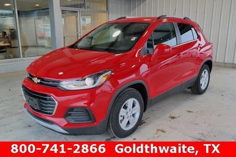 2017 Chevrolet Trax for sale in Goldthwaite TX