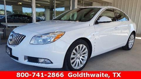 2011 Buick Regal for sale in Goldthwaite TX