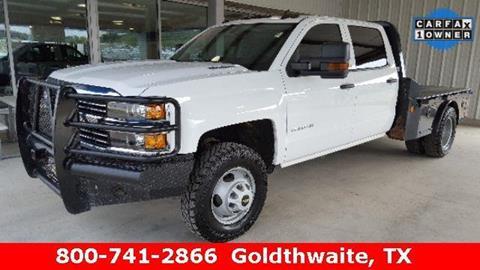 2016 Chevrolet Silverado 3500HD for sale in Goldthwaite, TX