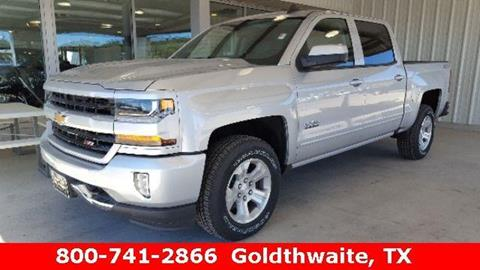 2017 Chevrolet Silverado 1500 for sale in Goldthwaite TX