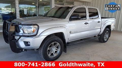 2012 Toyota Tacoma for sale in Goldthwaite, TX