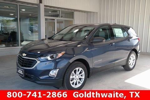 2018 Chevrolet Equinox for sale in Goldthwaite, TX