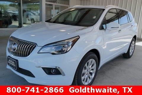 2017 Buick Envision for sale in Goldthwaite TX