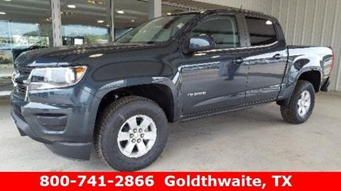 2017 Chevrolet Colorado for sale in Goldthwaite TX