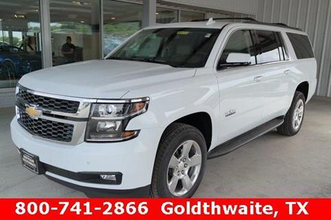2017 Chevrolet Suburban for sale in Goldthwaite TX