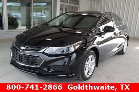 2017 Chevrolet Cruze for sale in Goldthwaite, TX