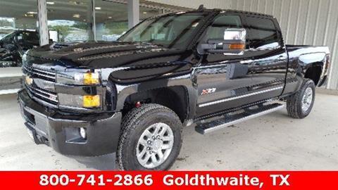 2017 Chevrolet Silverado 3500HD for sale in Goldthwaite, TX
