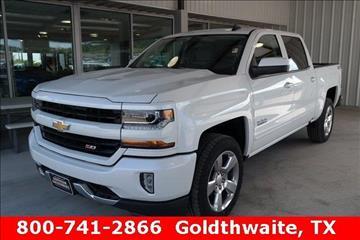 2017 Chevrolet Silverado 1500 for sale in Goldthwaite, TX