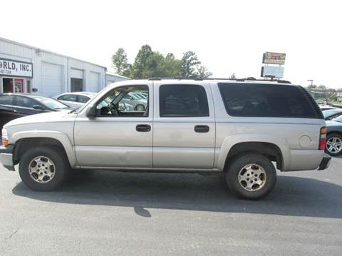 2006 Chevrolet Suburban for sale in Carbondale, IL