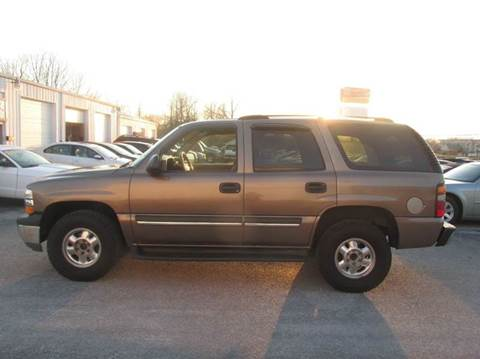 2004 Chevrolet Tahoe for sale in Carbondale, IL