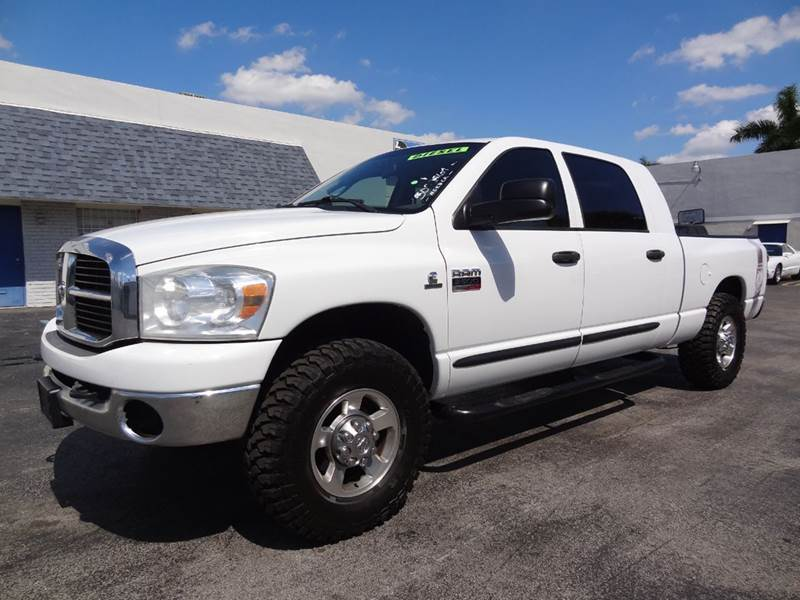 2007 dodge ram pickup 2500 mega cab diese slt 4dr mega cab. Black Bedroom Furniture Sets. Home Design Ideas