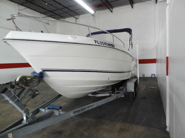 2003 COBIA  21'4 CC OPEN FISHER