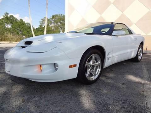 2000 Pontiac RARE HARD TOP FIREBIRD FORMULA