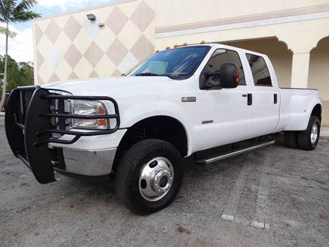 2006 Ford F350 Super Duty BULLET PROOFED