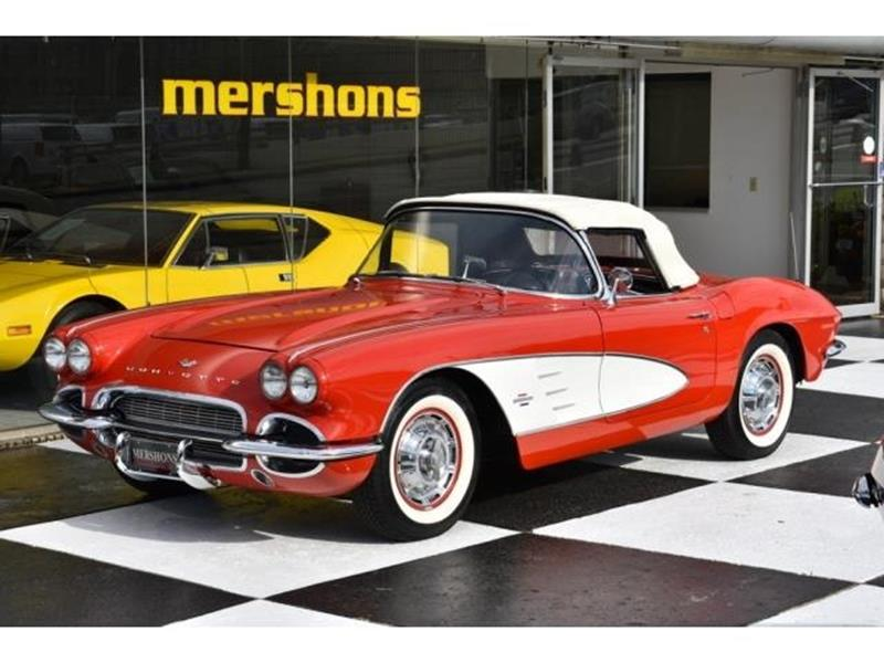 1961 Chevrolet Corvette For Sale - Carsforsale.com