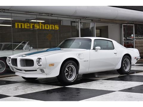 1971 Pontiac Trans Am for sale in Springfield, OH