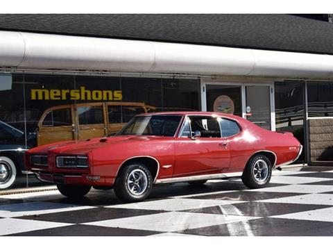 1968 Pontiac GTO for sale in Springfield, OH