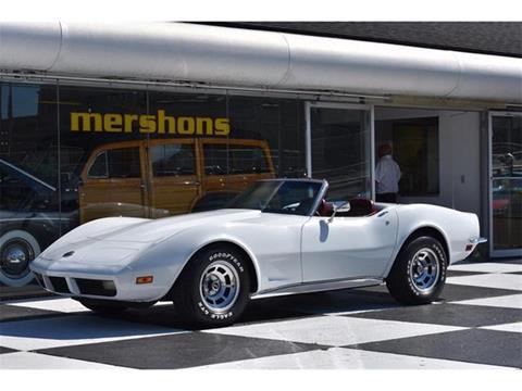 1973 Chevrolet Corvette for sale in Springfield, OH