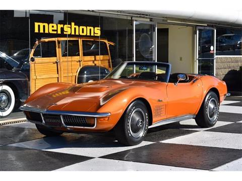 1972 Chevrolet Corvette for sale in Springfield, OH