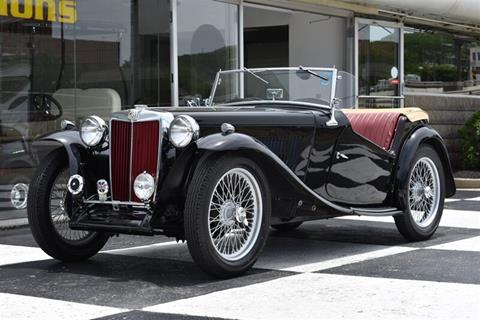 1948 MG TC for sale in Springfield, OH