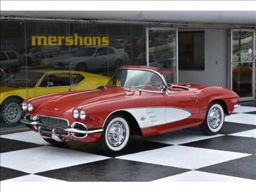 1961 Chevrolet Corvette for sale in Springfield, OH