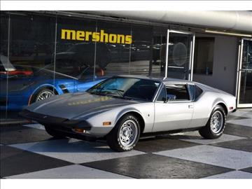 1973 De Tomaso Pantera for sale in Springfield, OH