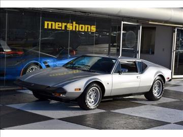 1973 De Tomaso Pantera for sale in Springfield, OH