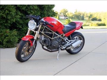 1998 Ducati Monster
