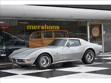 1970 Chevrolet Corvette for sale in Springfield, OH