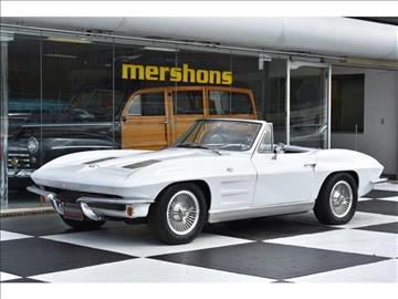 1963 Chevrolet Corvette for sale in Springfield, OH