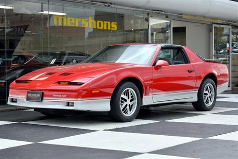 1986 Pontiac Firebird for sale in Springfield, OH