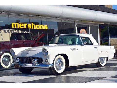 1955 Ford Thunderbird For Sale In Tappahannock Va Carsforsale