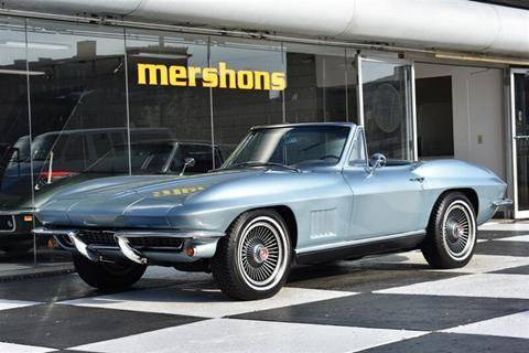 Corvette For Sale >> 1967 Chevrolet Corvette For Sale In Springfield Oh
