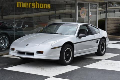 1988 Pontiac Fiero for sale in Springfield, OH