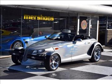 2001 Plymouth Prowler for sale in Springfield, OH