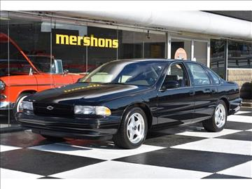 1996 Chevrolet Impala for sale in Springfield, OH