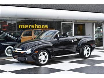 2003 Chevrolet SSR for sale in Springfield, OH