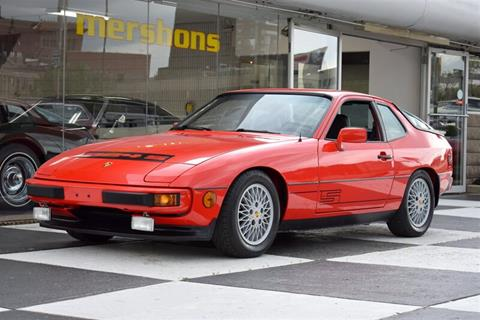 1987 Porsche 924 for sale in Springfield, OH