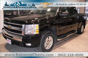 Chevrolet Trucks For Sale Vermont