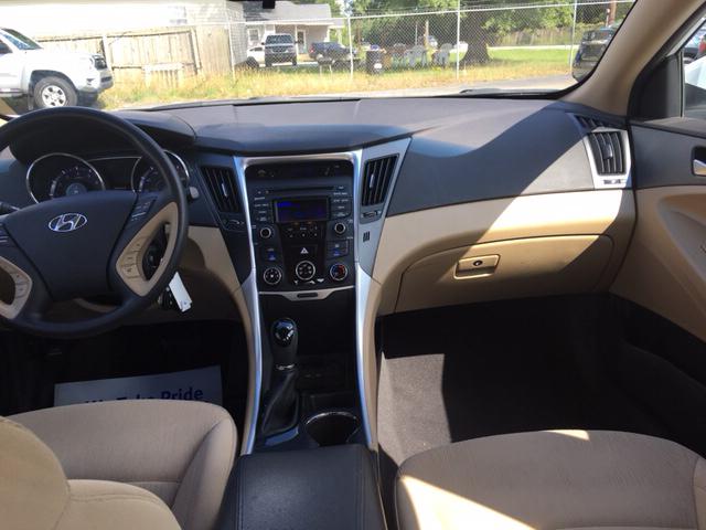 2014 Hyundai Sonata GLS 4dr Sedan - Spartanburg SC