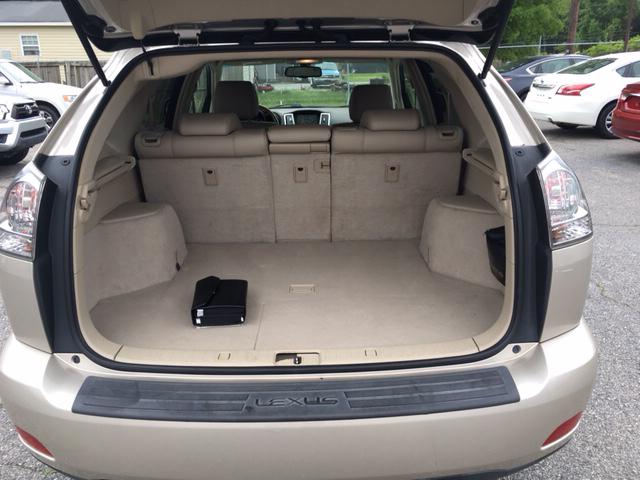 2007 Lexus RX 350 AWD 4dr SUV - Spartanburg SC